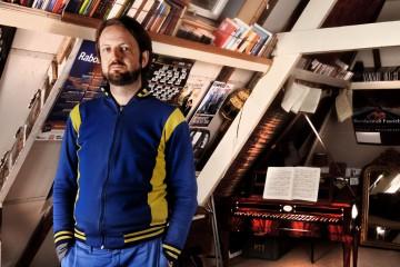Rembrandt Frerichs. Foto Gemma van der Heyden/JazzNu.com