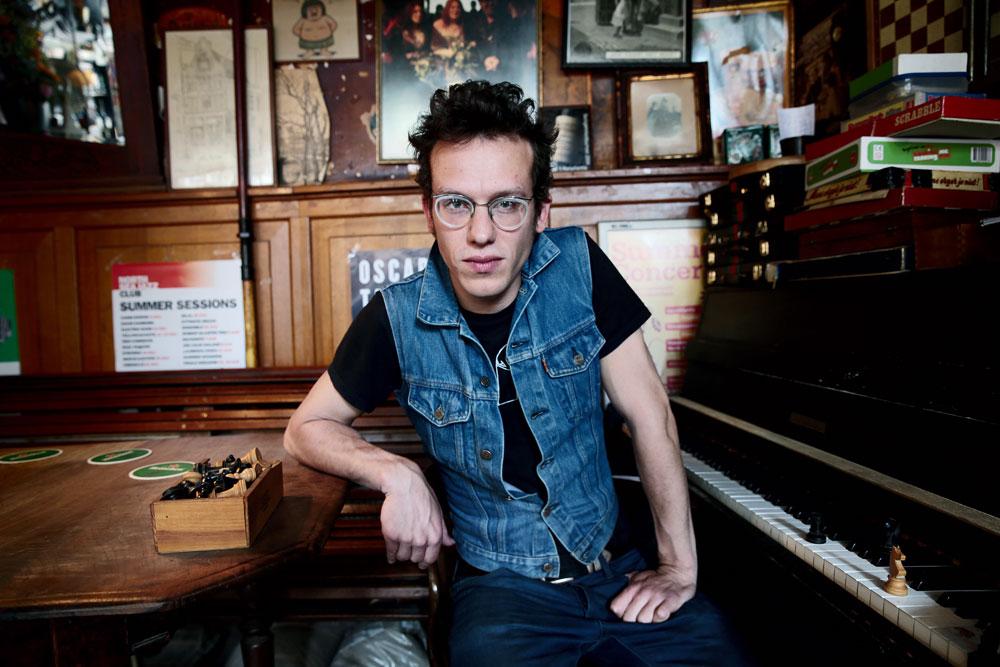 Oscar Jan Hoogland, Foto Jean-Pierre Jans