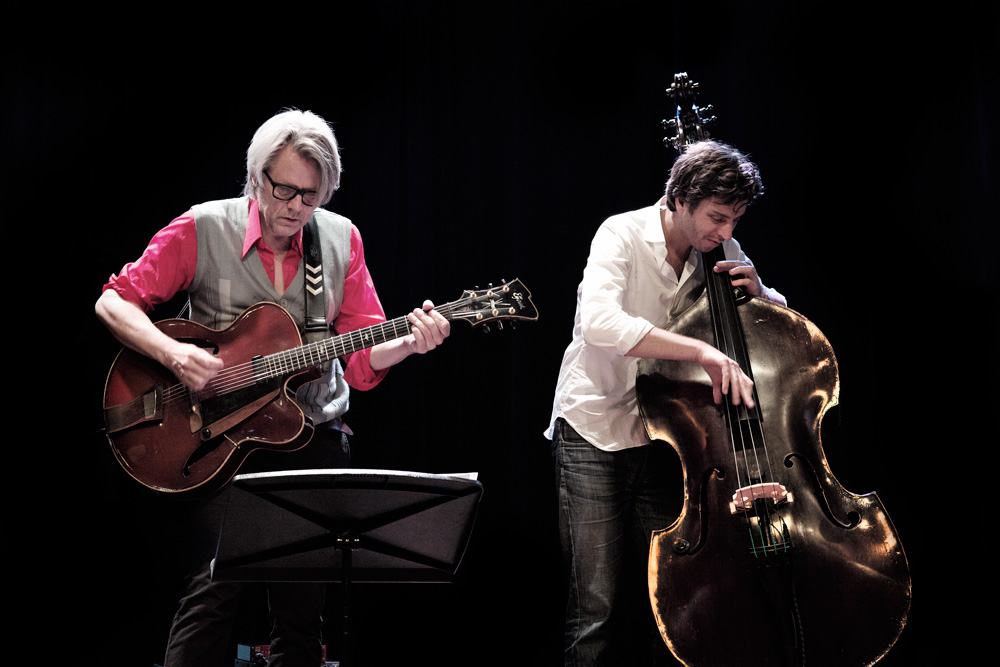 Maarten-van-der-Grinten-en-Mark-Haanstra Theo Loevendie heeft meer lol dan ooit om jazz te spelen