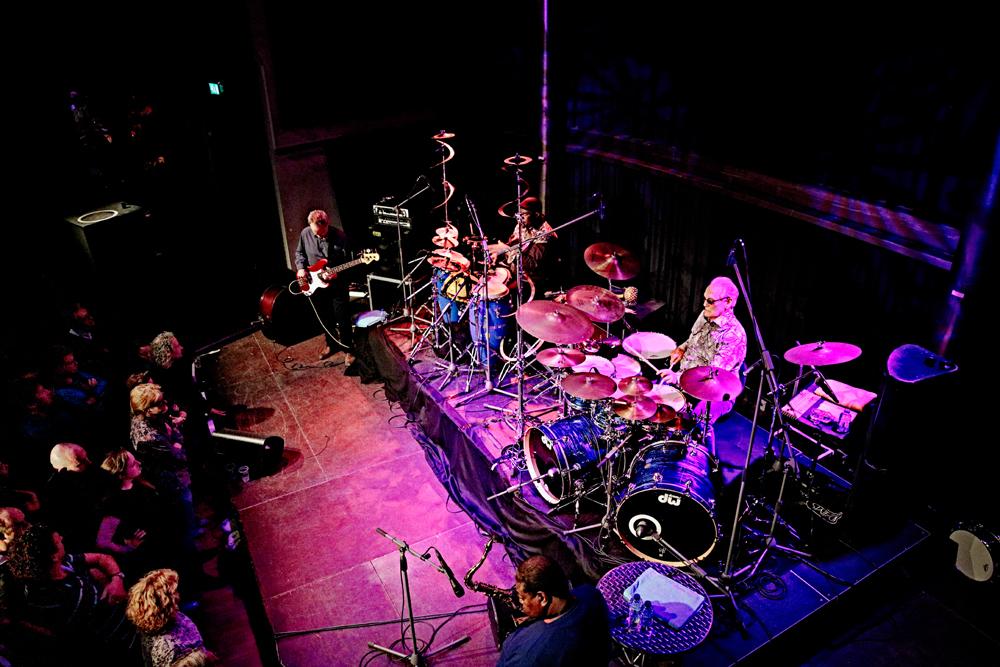 Jazz Confusion. Foto Peter van Breukelen