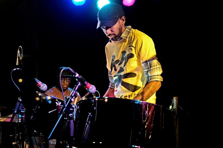 Jonathan-Scales-and-Chaisaray-Schenck_JSF_Jazznu-2 Jonathan Scales plaatst steelpans in mooi jazzkader