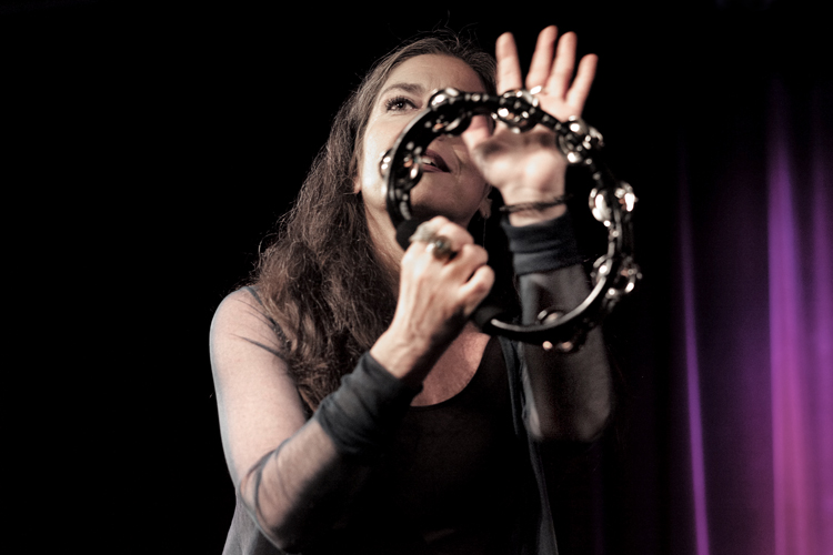 Savina-Yannatou Nacht van de Jazz in Paradox eigenzinnig gerealiseerd