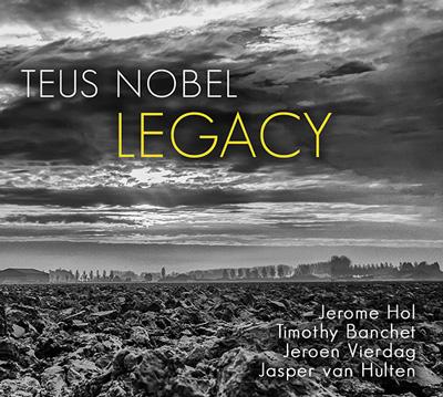 Teus-Nobel_400 'Legacy' laat zelfbewuste Teus Nobel op trompet horen