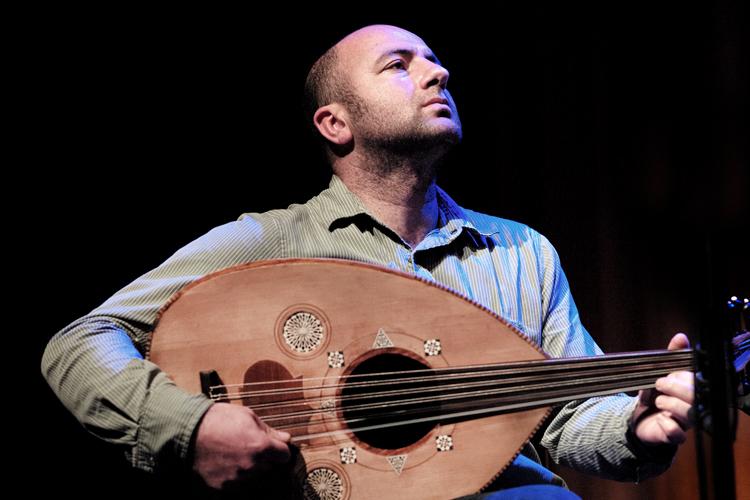 Zafer-Tawil Hoogtepunt na hoogtepunt op November Music '15