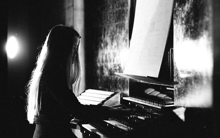 Anna von Hausswolf. Foto Anders Nydam