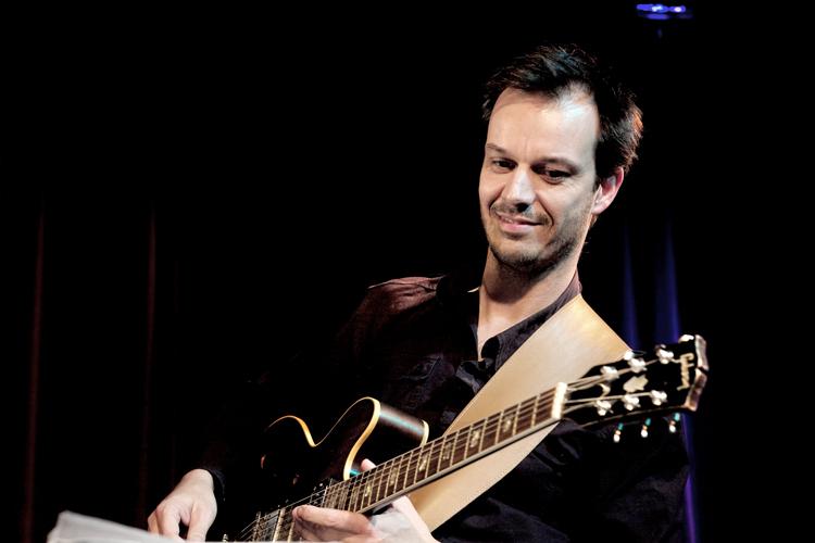 gitaar Jasper Blom c.s. bouwen aan nieuw meesterwerk