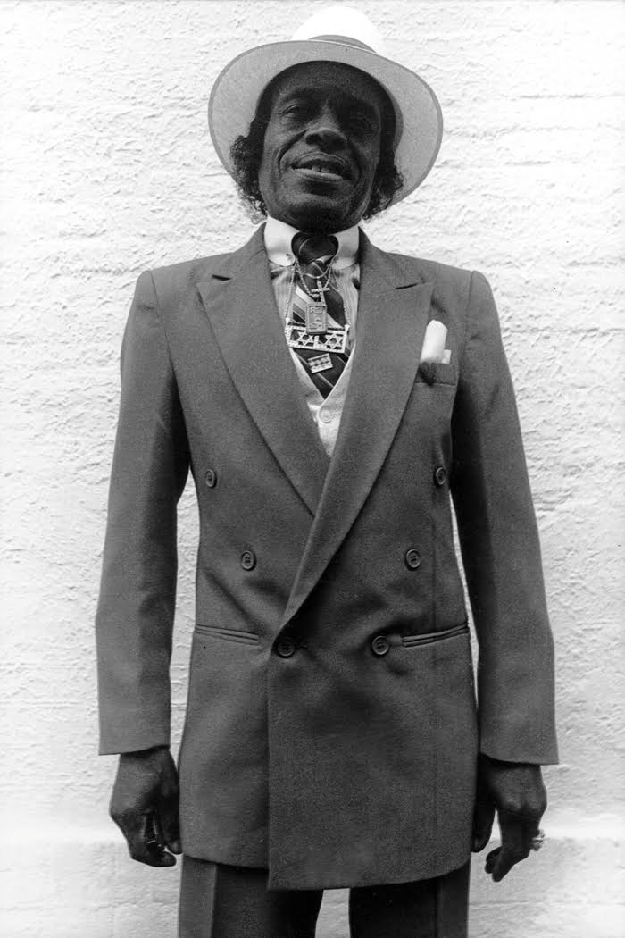 Junior Wells, Amsterdam, The Netherlands 1991.