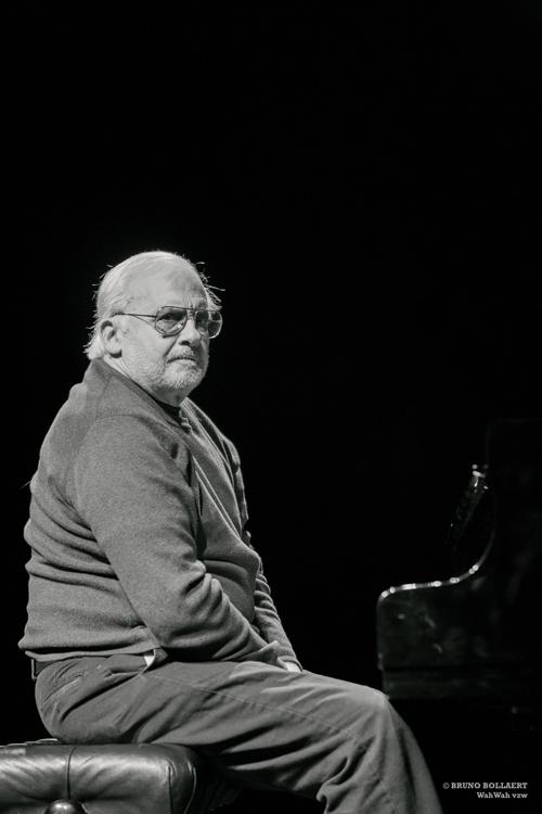 20090515_paul_bley_zw-001 Paul Bley: esthetische agressor op de piano