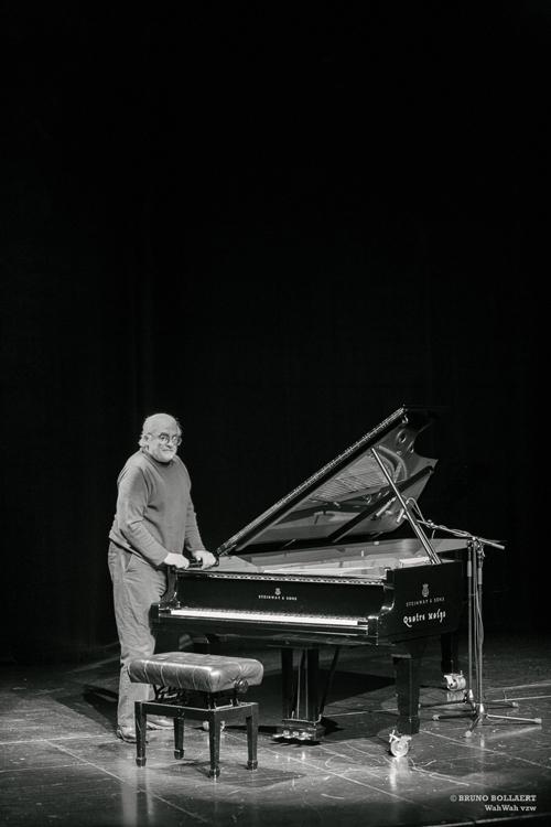 20090515_paul_bley_zw-002 Paul Bley: esthetische agressor op de piano