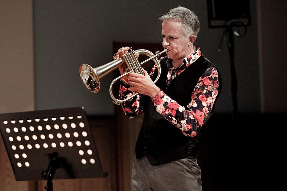 Gerard Dick de Graaf en Gerard Kleijn bouwen aan fusiemuziek