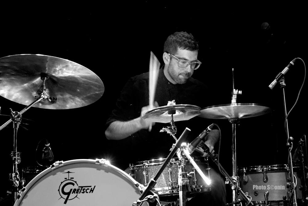 Mark Guiliana. Foto Sophie Conin