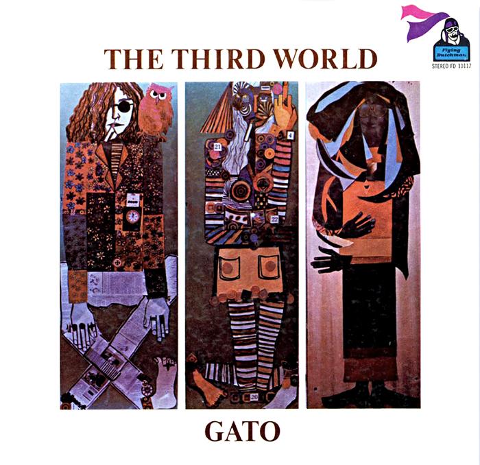 GatoThirdFDJCCDPacks Gato Barbieri schoof Latijns-Amerika de free jazz binnen