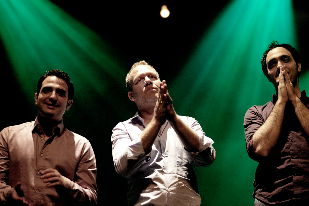 trio Avishai Cohen laat sprookje werkelijkheid worden