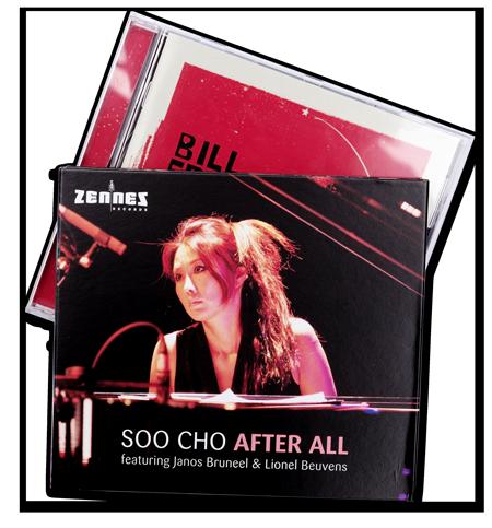 SooSho Pianotrio van Soo Cho biedt opvallend totaalconcept