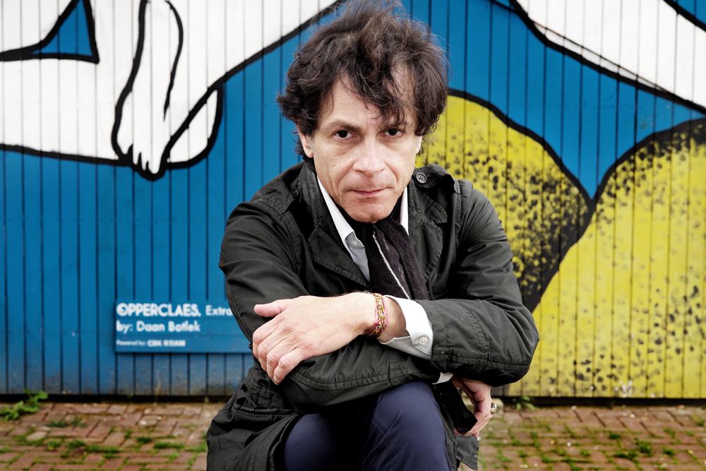 nicola Nicola Conte zoekt eeuwig naar zeldzame muziek