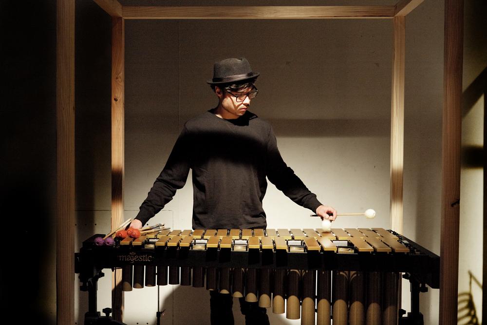 Xylofonist Nicoline Soeter 'verpakt' hersenen in muziektheater
