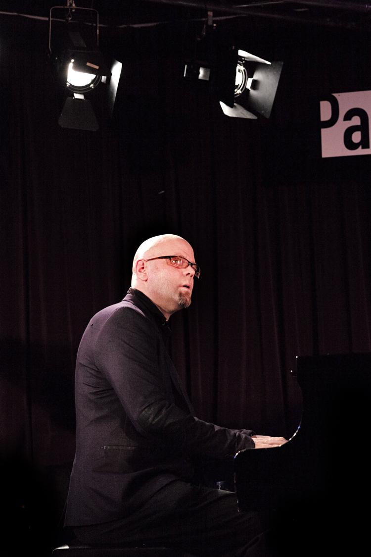 Michael-Arbenz Muziek Vein en Greg Osby gevat in snelheid en stijfheid