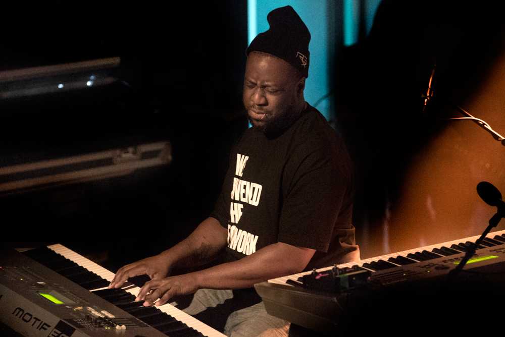 Robert-Glasper Multi-talent Robert Glasper verenigt alles en iedereen