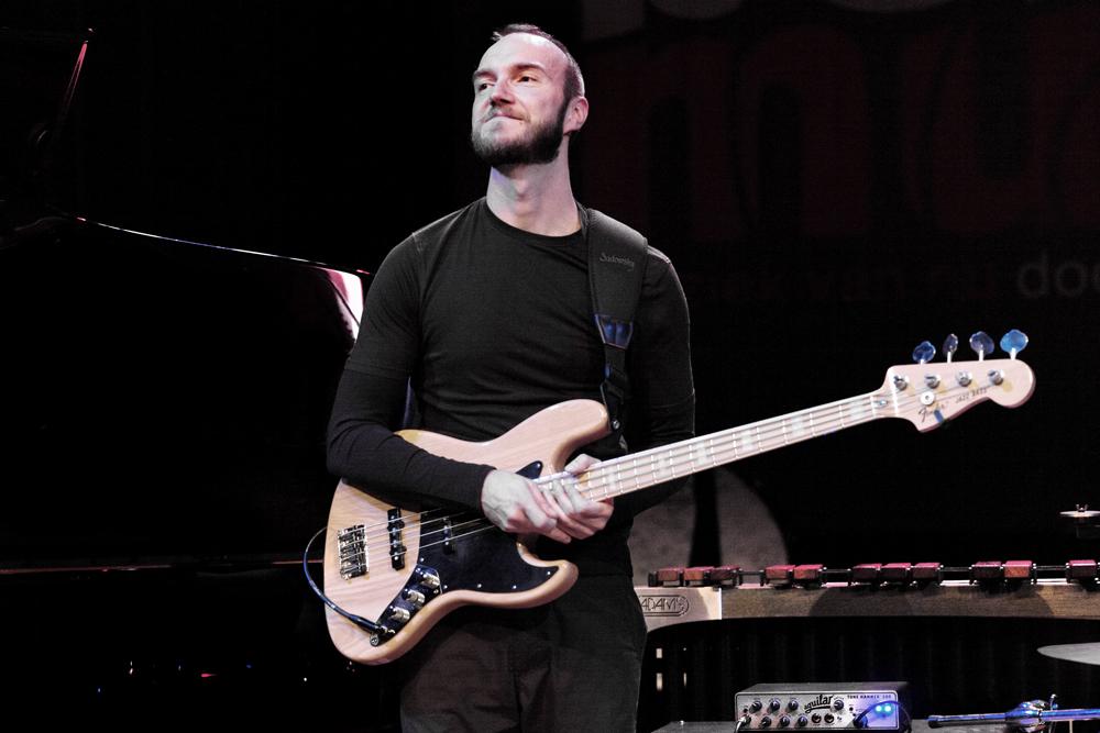 gitaarbassist-Temko Drie hoogtepunten in drie dagen bij November Music