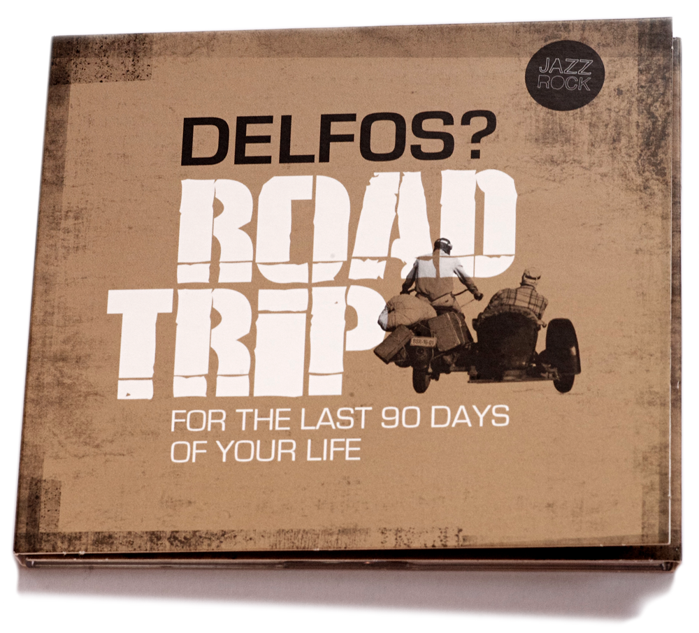 Rolf-Delfos-Road-Trip Rolf Delfos gooit hoge ogen met eerste eigen cd 'Road Trip'