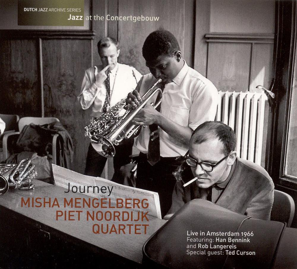 Mengelberg-Noordijk-cd Misha Mengelberg: bestrijder van zelfs zijn eigen systeem