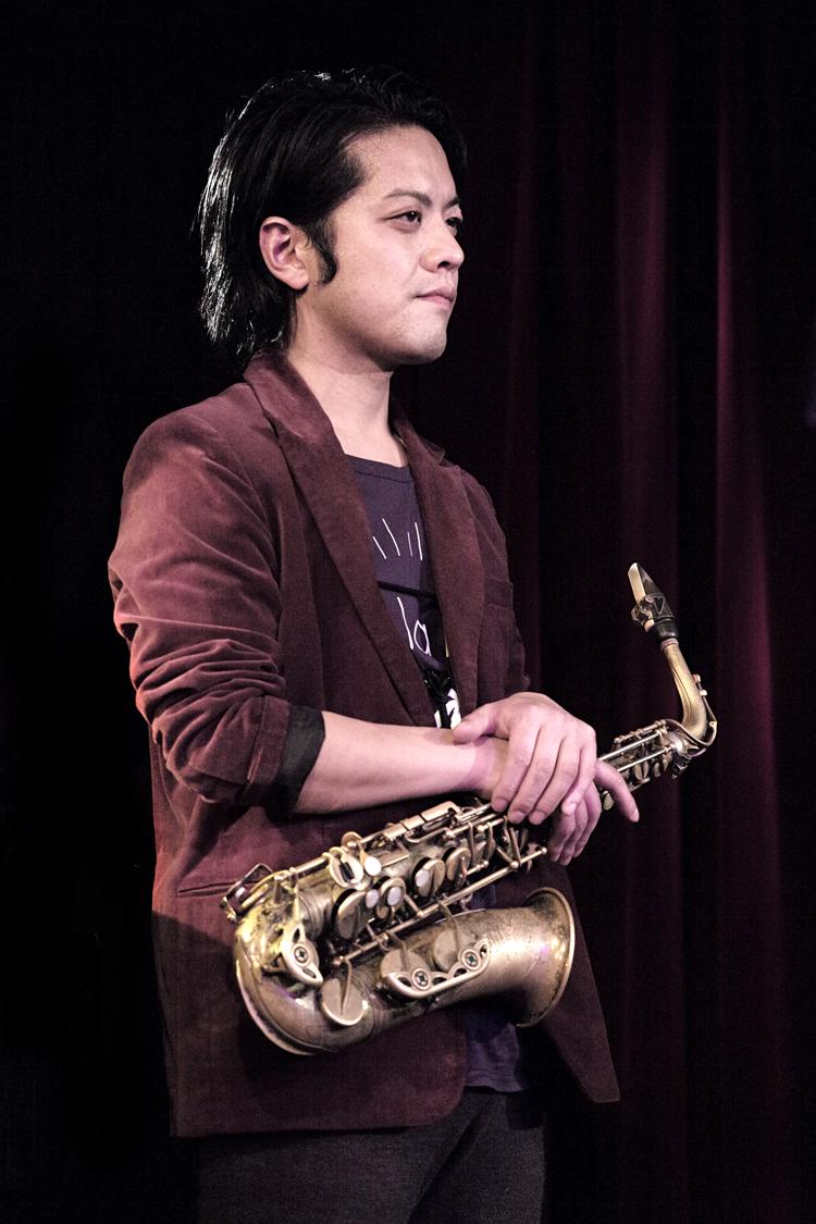 Yuichiro-Tokuda-Foto-Gemma-van-der-Hedyen-JazzNu.com_ Joris Posthumus en Tokyo's Bad Boys zijn weergaloos