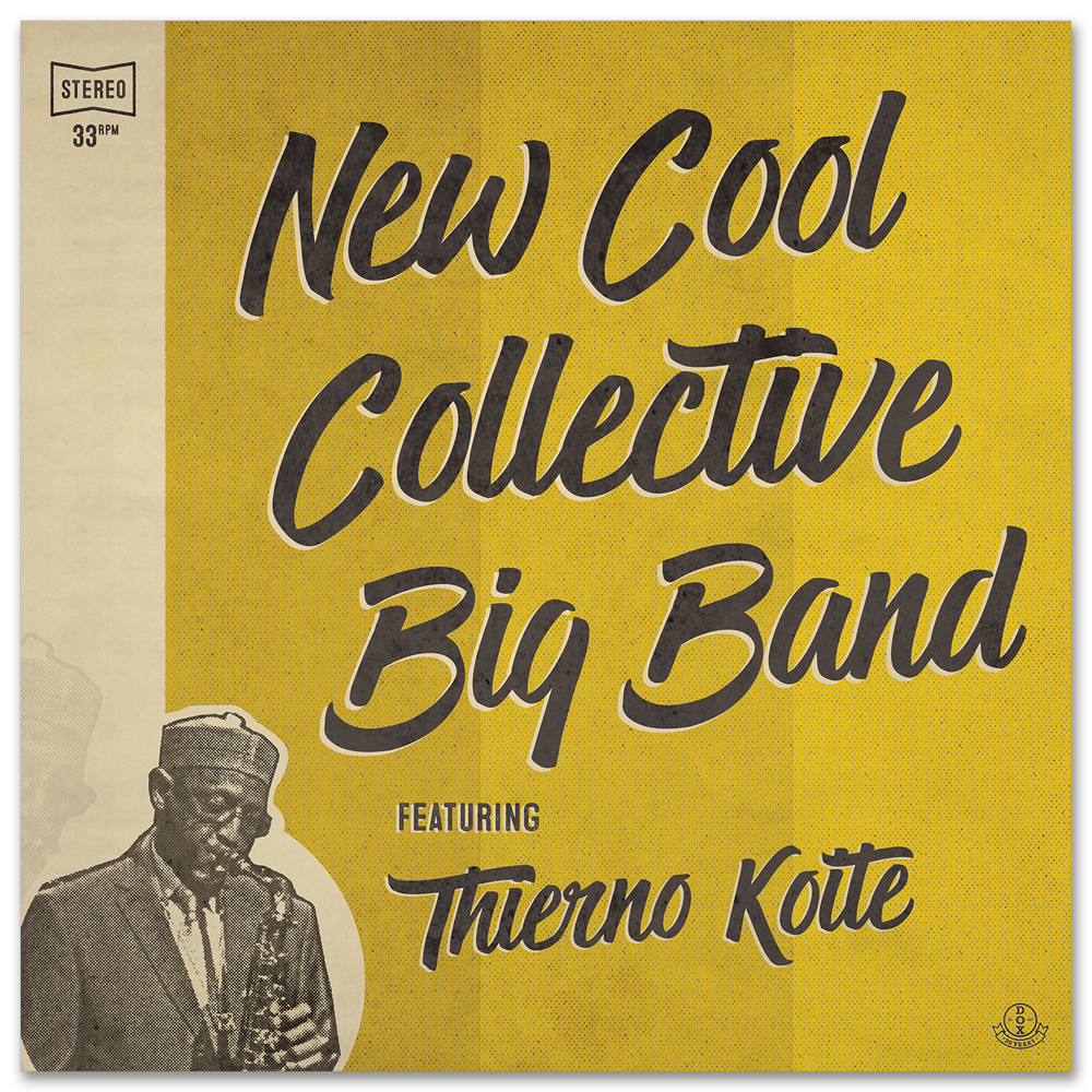 New-Cole-Collective-Big-Band Vrijgevochten Dox Records weert de cliché-kunstenaars