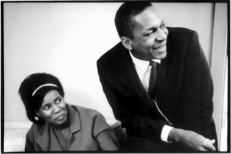 John-en-Alice-Coltrane-1965-Foto-website-Coltrane John Coltrane's reis naar de kosmos, een halve eeuw later