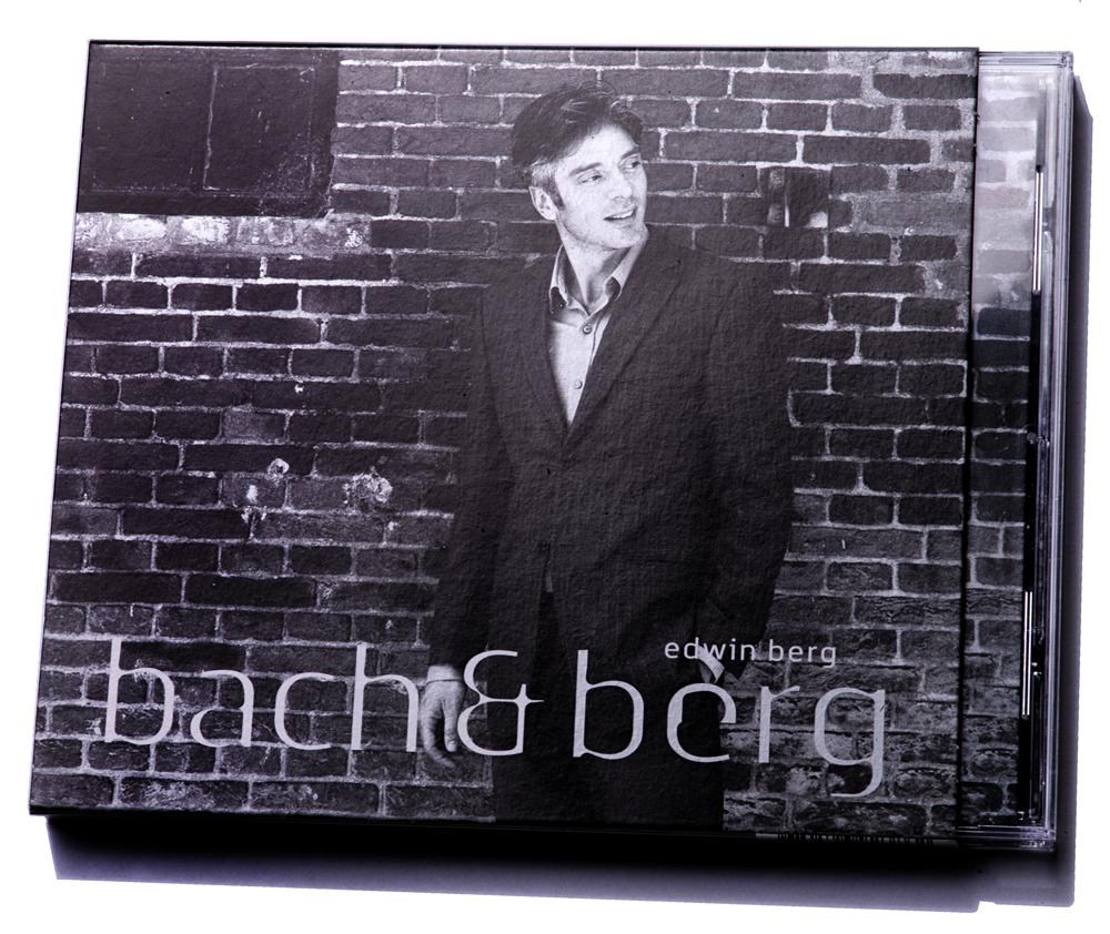 Edwin-Berg-Bach-en-Berg Edwin Berg maakt de grote Johann S. Bach tot zijn vriend
