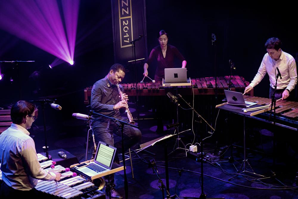 Avi-Coltrane-and-Amsterdam-Mallet-Quartet_Foto-Sophie-Conin Mondriaan Jazz Festival: krachtig in diversiteit