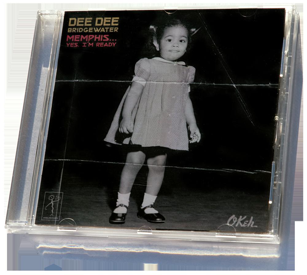 Dee-Dee-Bridgewater Dee Dee Bridgewater is even falikant de weg kwijt