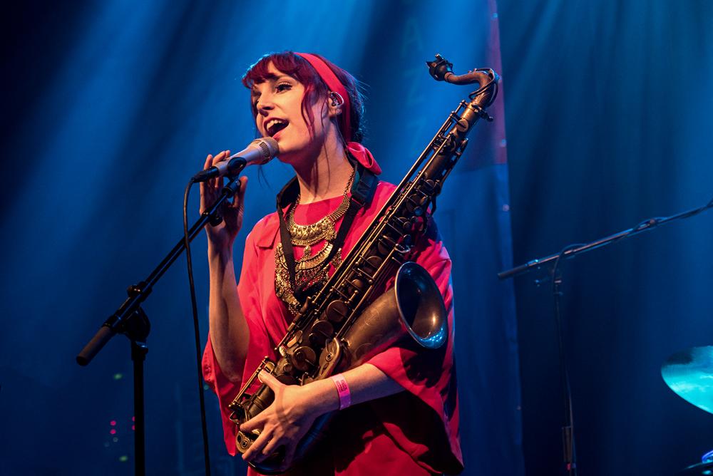 Moonchild_Amber-Navran_Foto-Sophie-Conin Mondriaan Jazz Festival: krachtig in diversiteit