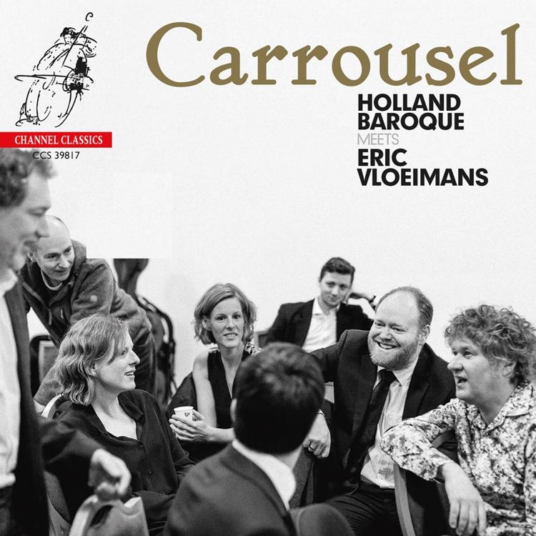 Carrousel-Holland-Baroque-meets-Eric-Vloeimans Edison Klassiek Publieksprijs voor Eric Vloeimans