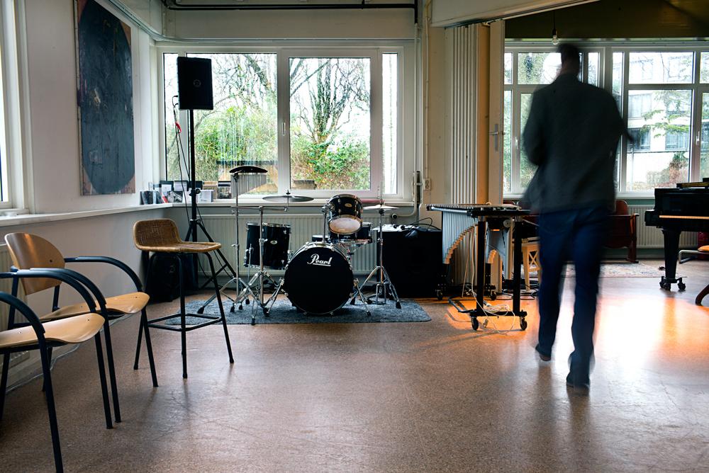 Bart-van-Dongen-2-Foto-Gemma-van-der-Heyden-JazzNu.com_ Paviljoen voor Ongehoorde Muziek gestart in Eindhoven