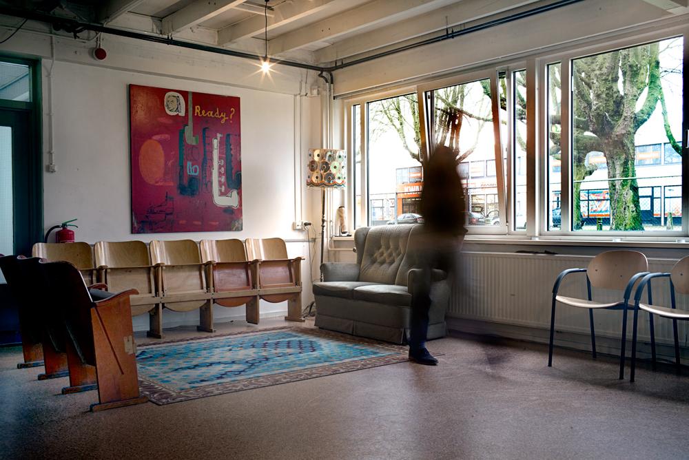 Bart-van-Dongen-3-Foto-Gemma-van-der-Heyden-JazzNu.com_ Paviljoen voor Ongehoorde Muziek gestart in Eindhoven