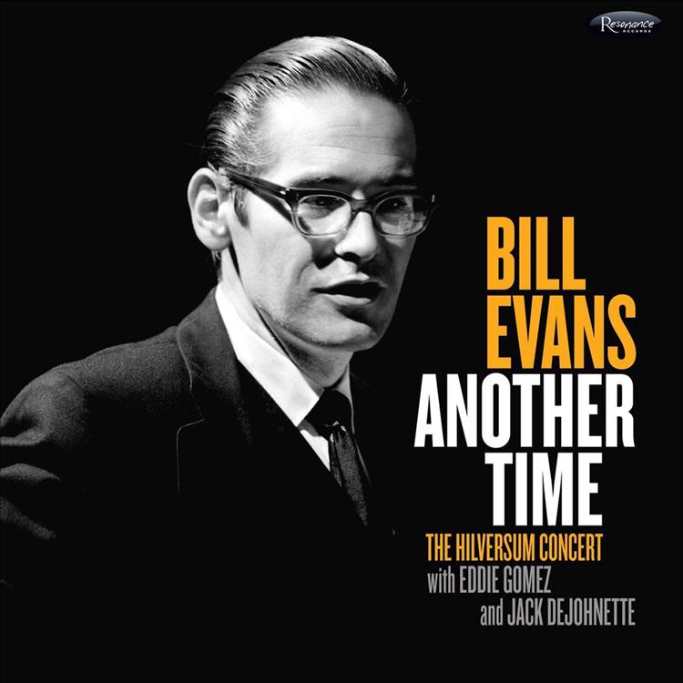 Bill-Evans-Another-Time Nederlandse concertopname Bill Evans briljanten droom