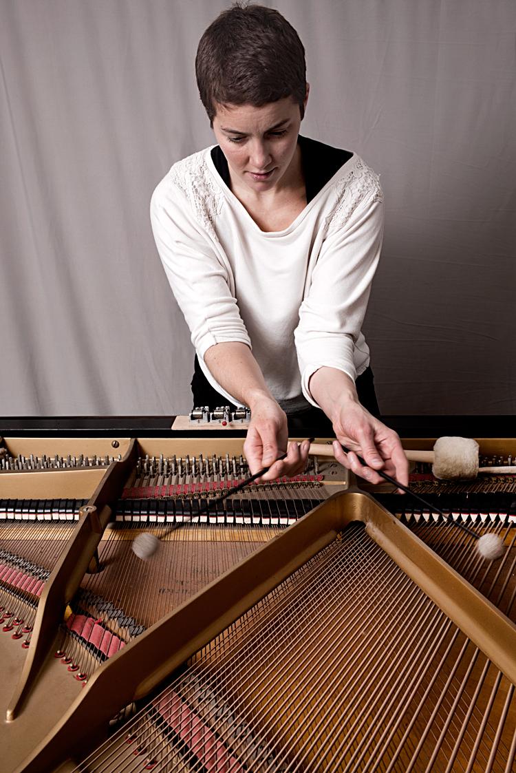 Kaja-Draksler-2-Foto-Gemma-van-der-Heyden-JazzNu.com_ Kaja Draksler: 'Elke piano is een persoonlijkheid'