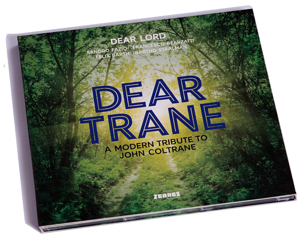 Dear-Lord-Dear-Trane Dear Lord's visie op muziek John Coltrane van nú
