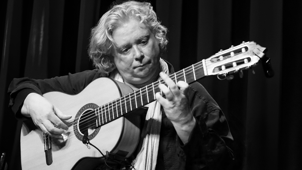 John-Fillmore-Foto-Remy-Wulms John Fillmore Quartet laat jazz en flamenco knallen