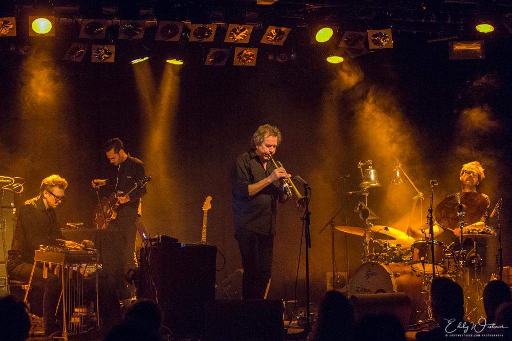 Nils-Petter-Molvær-Quartet_Foto-EDDY-WESTVEER MuziekPodium Zeeland is weer uit de as herrezen