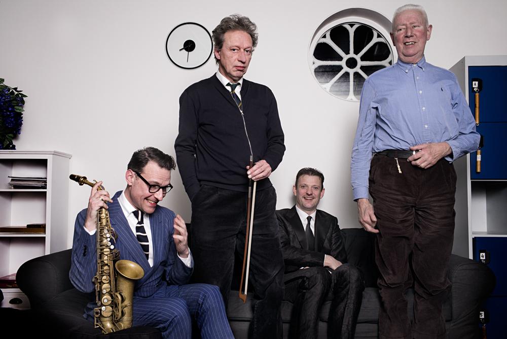 The-Quartet-NL-Foto-Gemma-van-der-Heyden-JazzNu.com_ The Quartet-NL: hogepriesters van oeuvre Misha Mengelberg