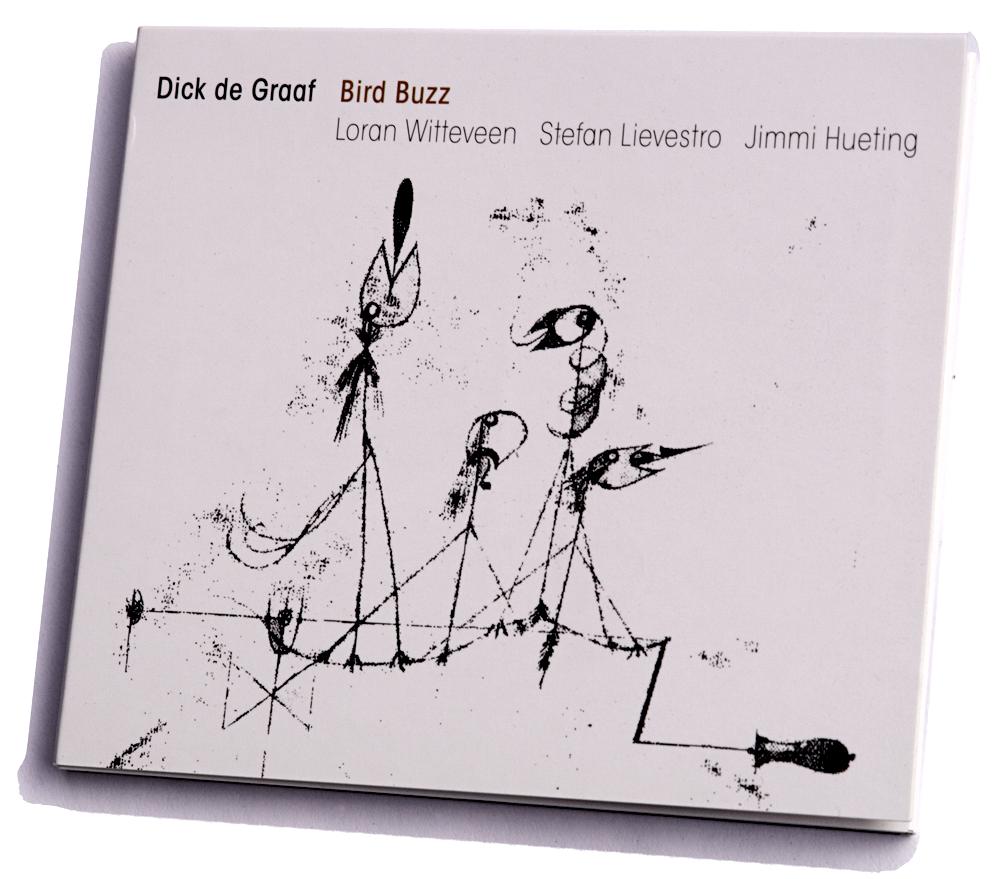 Bird-Buzz-1 Dick de Graaf's 'Bird Buzz': indringend luistergenot