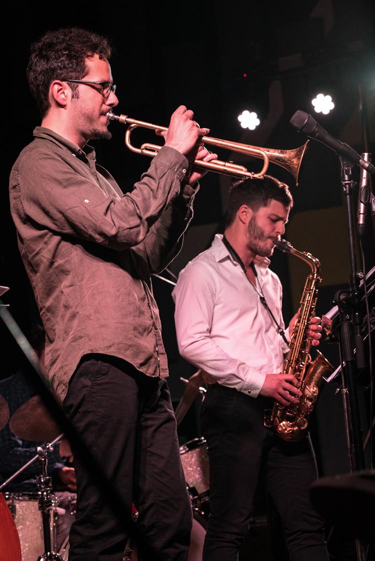 Bruno-Calvo_Ben-van-Gelder_JazzFest-Amsterdam-2018-Foto-Sophie-Conin JazzFest verrast weer met veelzijdige programmering