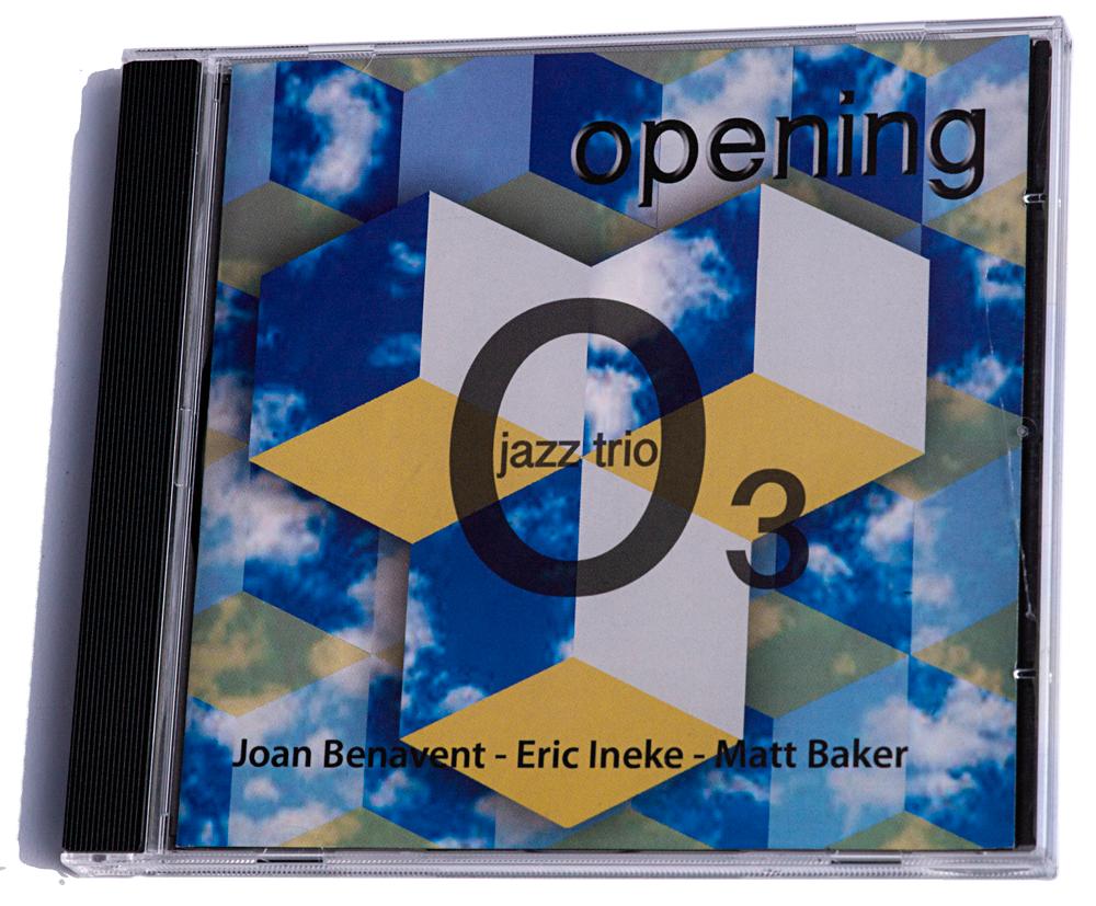 JazzTrio-Opening Eric Ineke's vakmanschap naar land van de Spaanse jazz