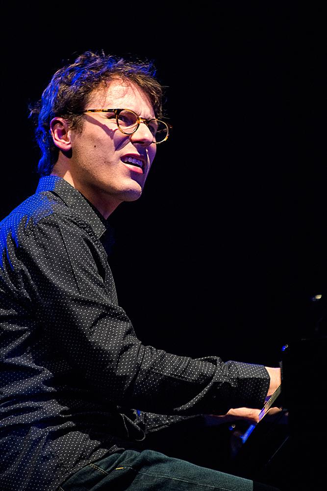 Michel-Reis-Foto-Jean-Schoubs Joshua Redman dompelt zich onder in Luxemburgse jazz