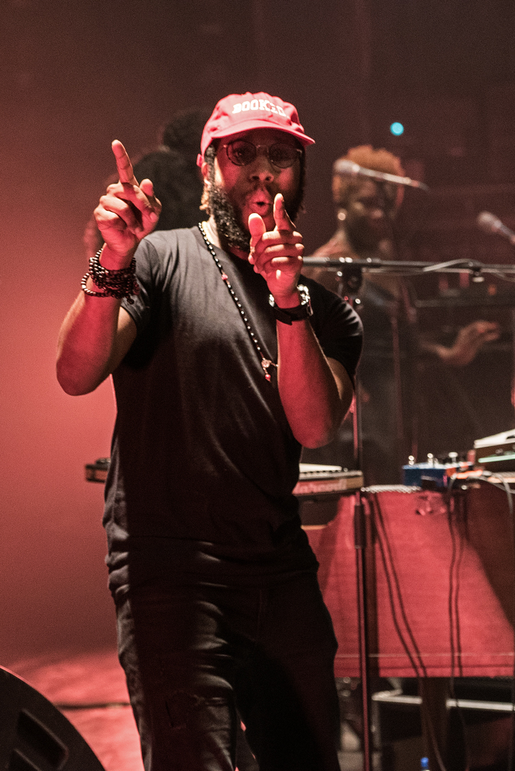 Cory-Henry-The-Funk-Apostles_2_Transition-2018-Foto-Sophie-Conin TRANSITION Festival 2018: FEEST VAN TRAPPEN EN JAZZ