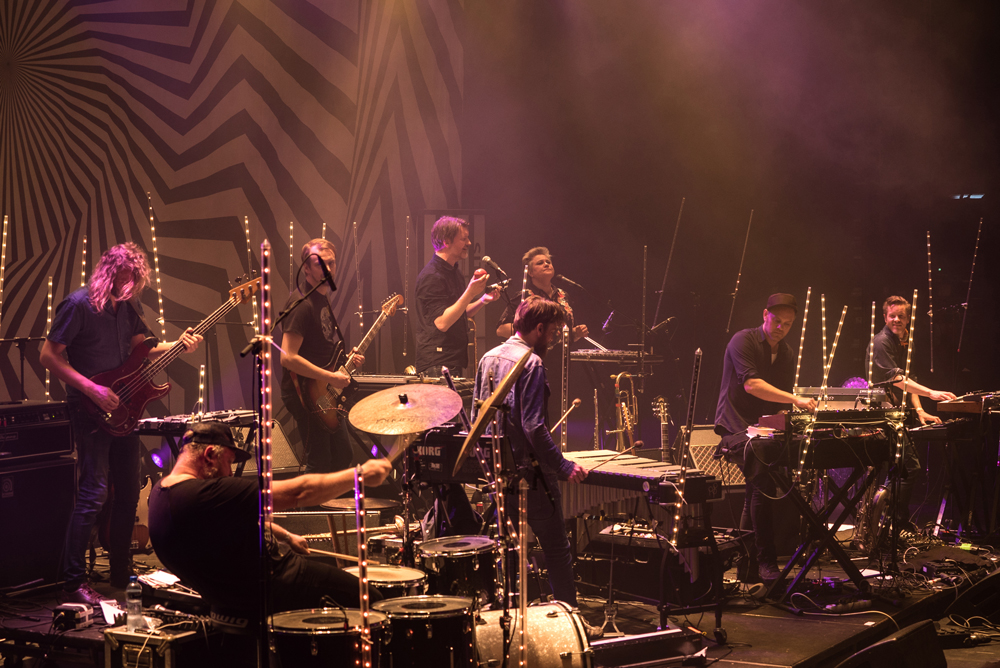 Jaga-Jazzist_2_Transition-2018-Foto-Sophie-Conin TRANSITION Festival 2018: FEEST VAN TRAPPEN EN JAZZ