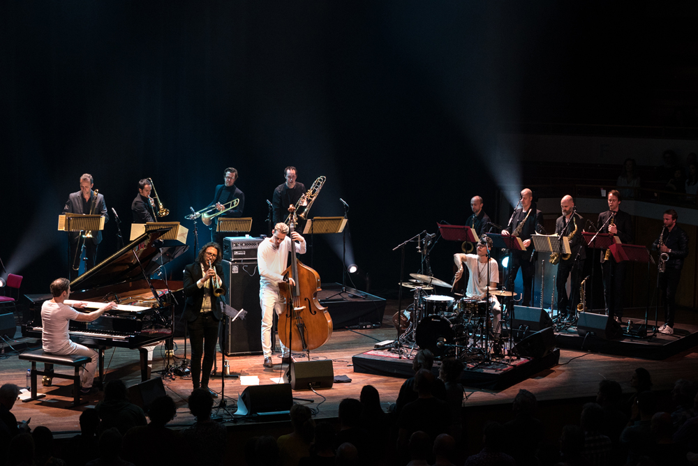 Phronesis-New-Rotterdam-Jazz-Orchestra_Transition-2018-Foto-Sophie-Conin TRANSITION Festival 2018: FEEST VAN TRAPPEN EN JAZZ