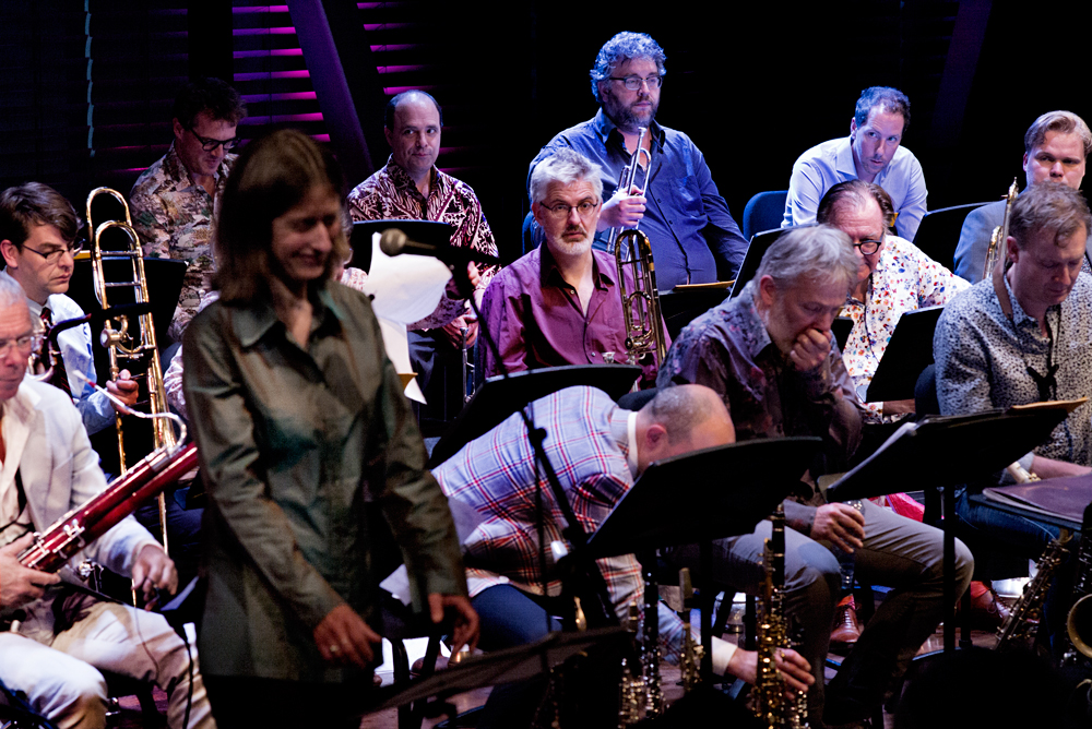 David-Kweksilber-Big-Band-Foto-Gemma-van-der-Heyden-JazzNu.com_ David Kweksilber Big Band mag nu even op sabbatical