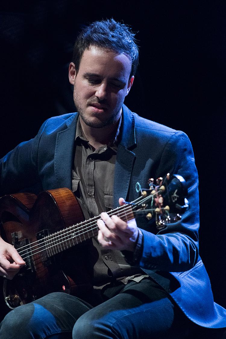 Gilad-Hekselman-Foto-Jeanschoubs Tilburg krijgt er twee nieuwe muziekfestivals bij